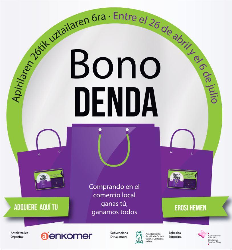 CAMPAÑA BONODENDA ÁLAVA 2019