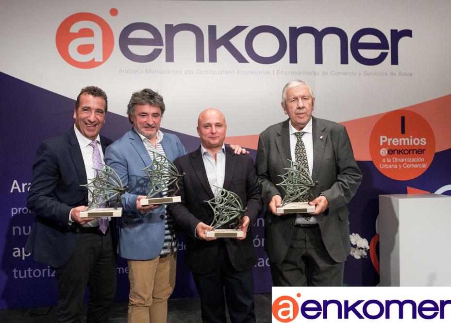 I Premios AENKOMER a la dinamización urbana y comercial 2019