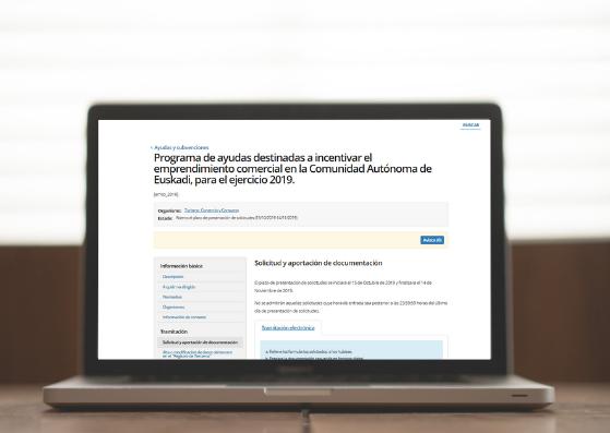 AYUDA DESTINADA A INCENTIVAR EL EMPRENDIMIENTO COMERCIAL PARA PERSONAS AUTÓNOMAS, EMPRESAS Y MUNICIPIOS