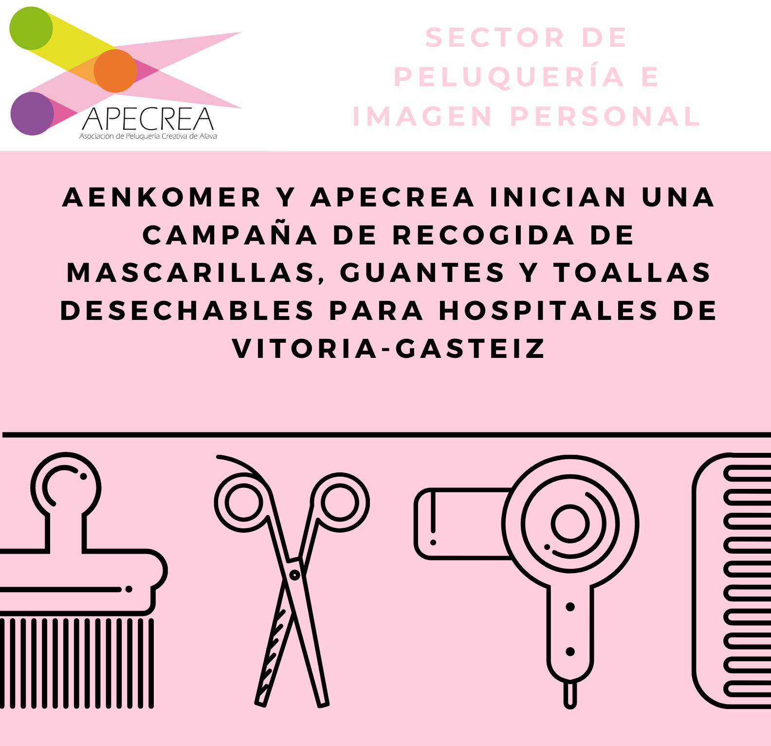 AENKOMER Y APECREA UNEN SUS FUERZAS Y DONAN PRODUCTOS DESECHABLES ANTE EL ESTADO DE EMERGENCIA POR EL COVID-19