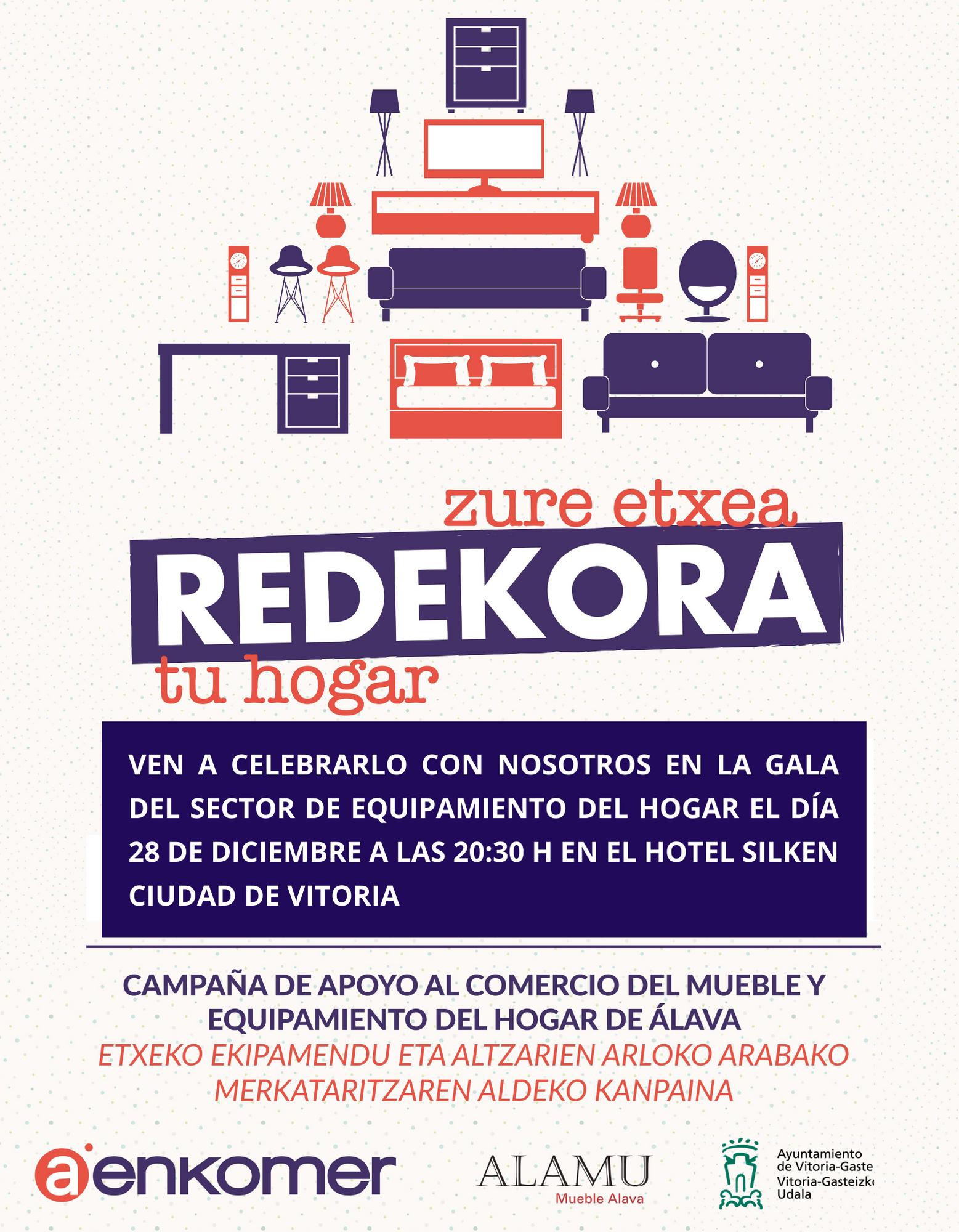 CAMPAÑA REDEKORA TU HOGAR ÁLAVA 2019