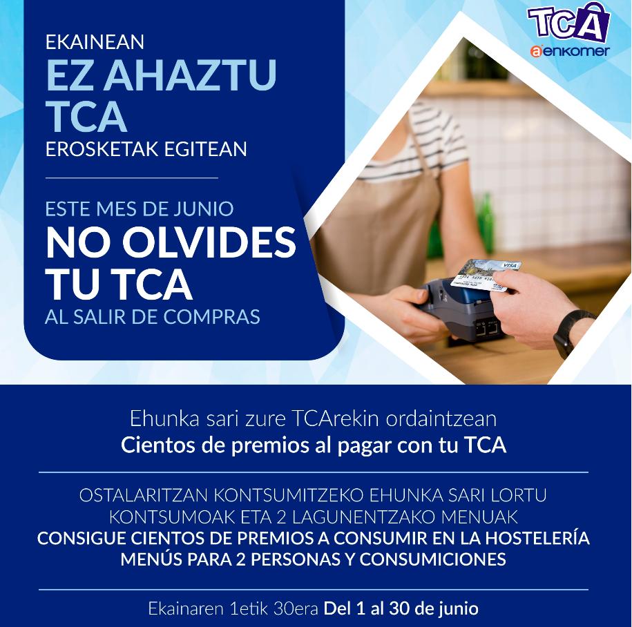 NUEVAS CAMPAÑAS PARA INCENTIVAR TUS VENTAS CON LA TCA DURANTE 2021