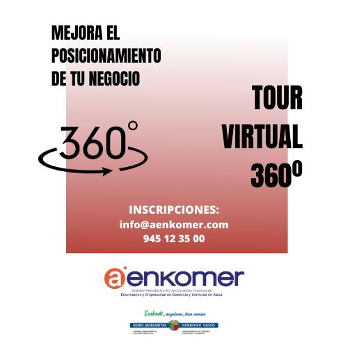 TOUR VIRTUAL 360º AÑO 2021