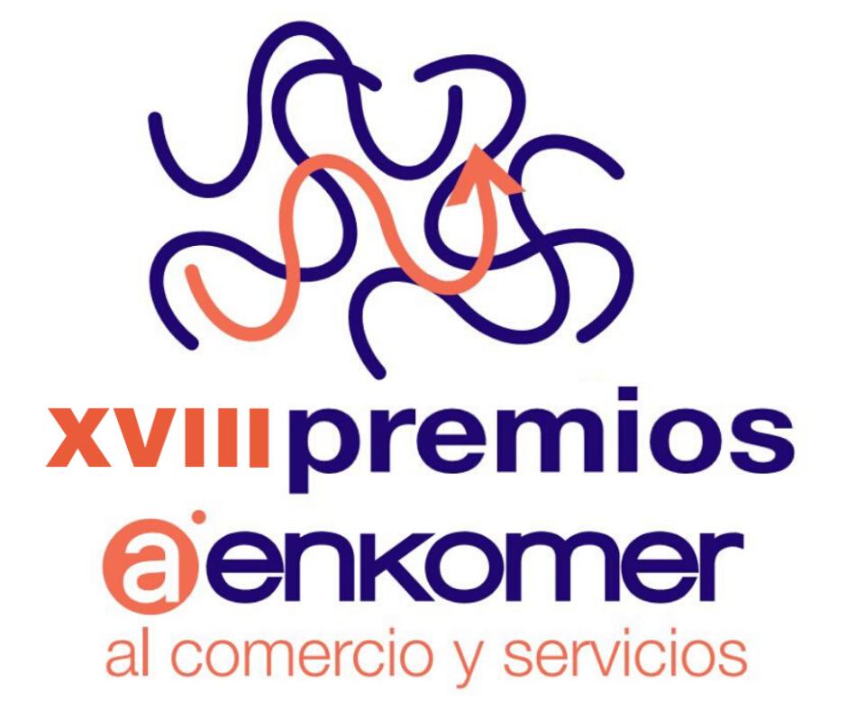 CONVOCATORIA CANDIDATURAS PREMIOS AENKOMER XVIII AL SECTOR DE COMERCIO Y SERVICIOS DE ÁLAVA